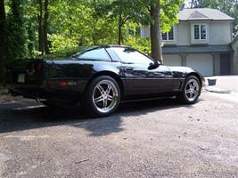Chevrolet Corvette with Cray Scorpion