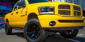 Dodge Ram 1500 with Ultra Motorsports 123 Scorpion