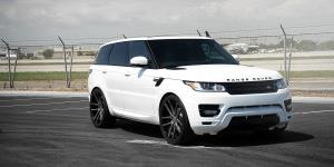 SNA on Land Rover Range Rover Sport