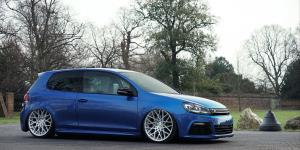BLQ on Volkswagen Golf