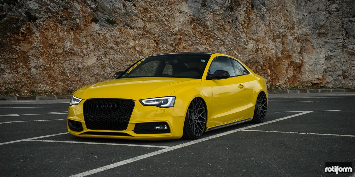 Audi A5 Blq Gallery Mht Wheels Inc