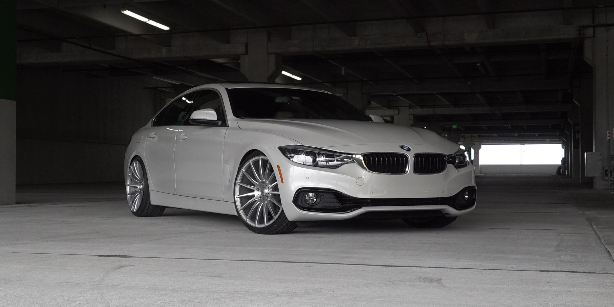 BMW 430i with Asanti Black Label ABL-14 Polaris