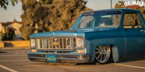 Chevrolet C10 with US Mags Slasher - US707