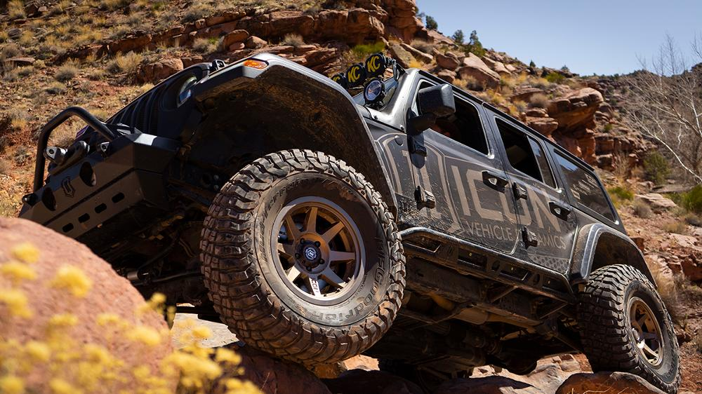 Jeep Wrangler Icon Alloys Rebound Pro