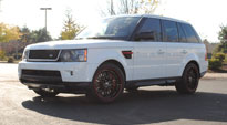 Palazzo - X18 on Land Rover Range Rover