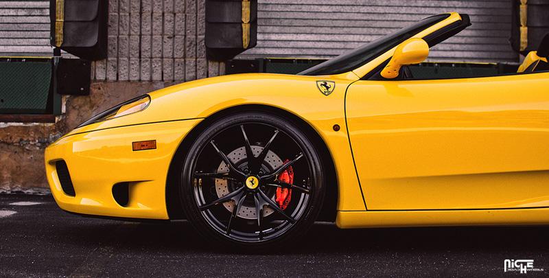 Ferrari 360 Modena Misano Gallery Mht Wheels Inc