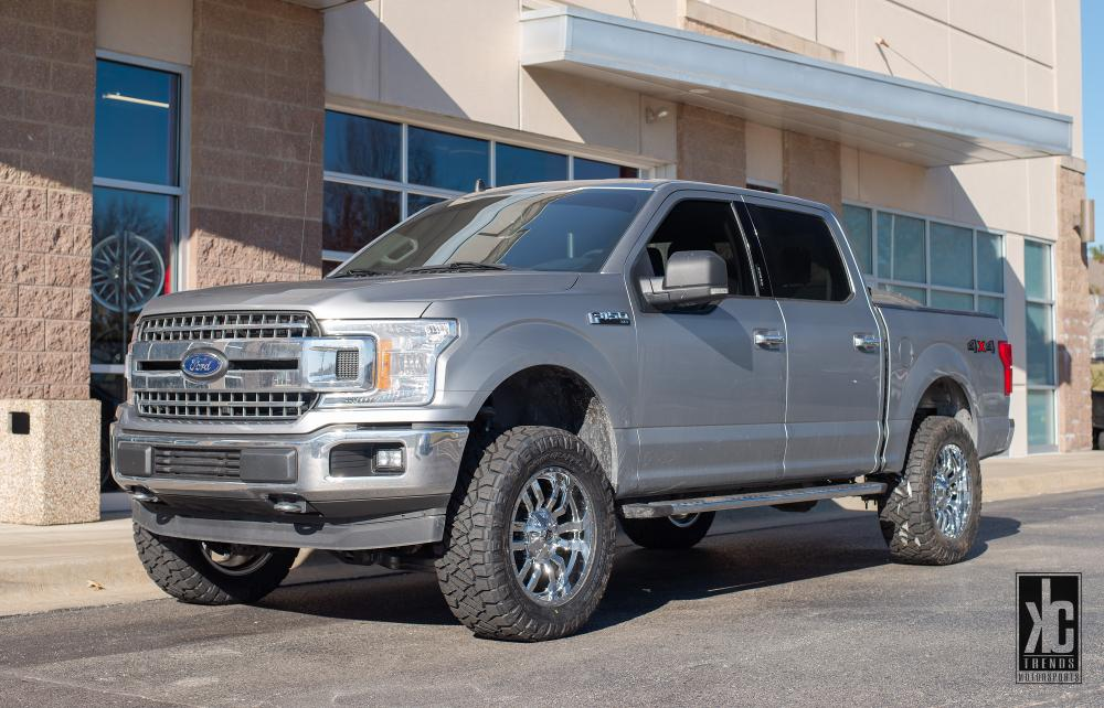 Ford F-150 Sledge - D631