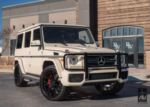 Mercedes-Benz G63 AMG with