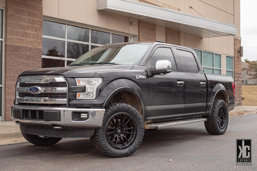 Ford F-150 Rebel 6 - D679