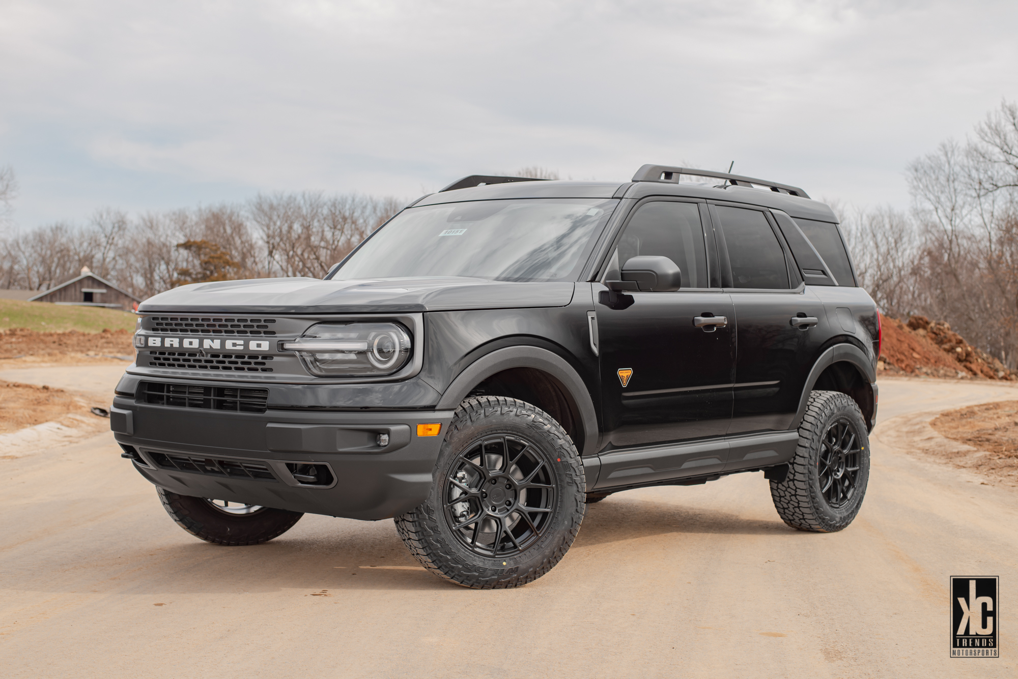 Ford Bronco with
