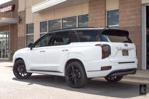Hyundai Palisade with Niche Sport Series Rainier - M240
