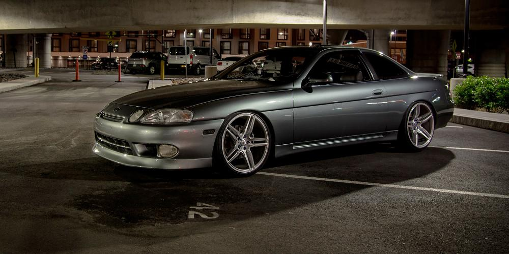 Lexus SC400 with ABL-12 Orion