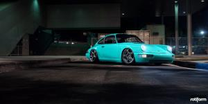 CUP on Porsche 964 Carrera