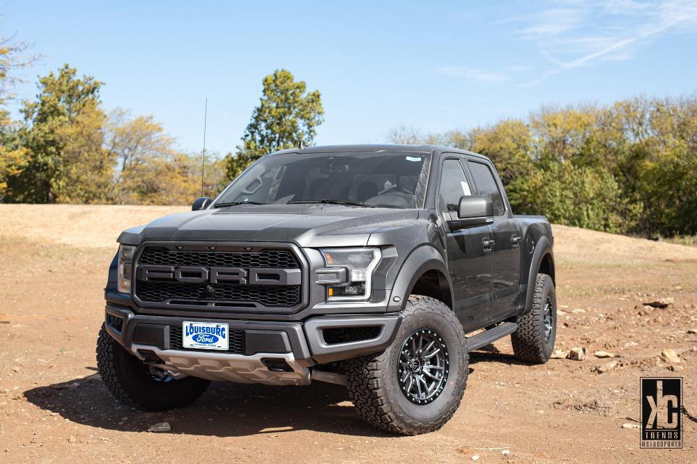Ford F-150 Rebel 6 - D680