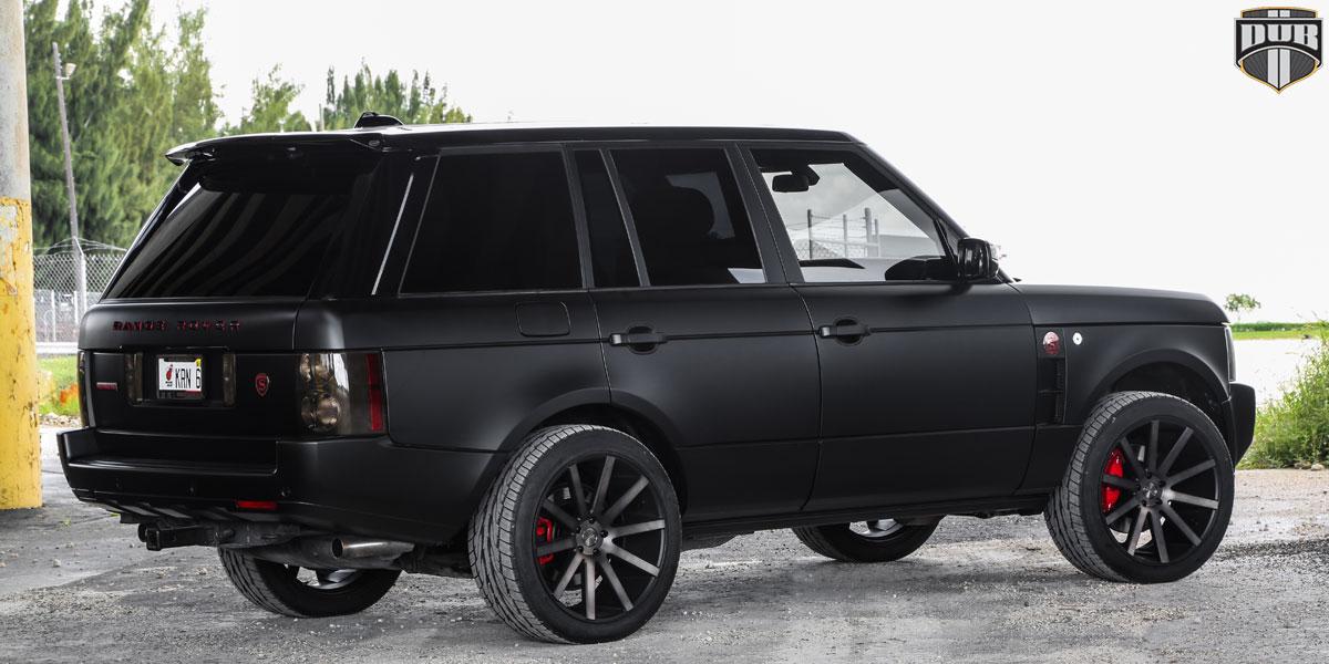 Land Rover Range Rover Shot Calla - S121 Gallery - MHT