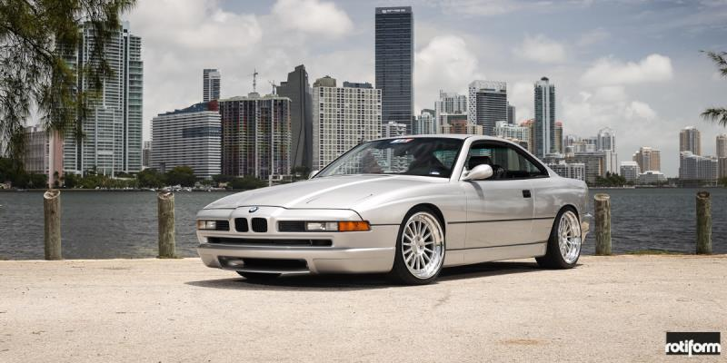 BMW 8 Series DUS