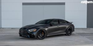 Mercedes-Benz GT63s AMG with Rotiform OZR