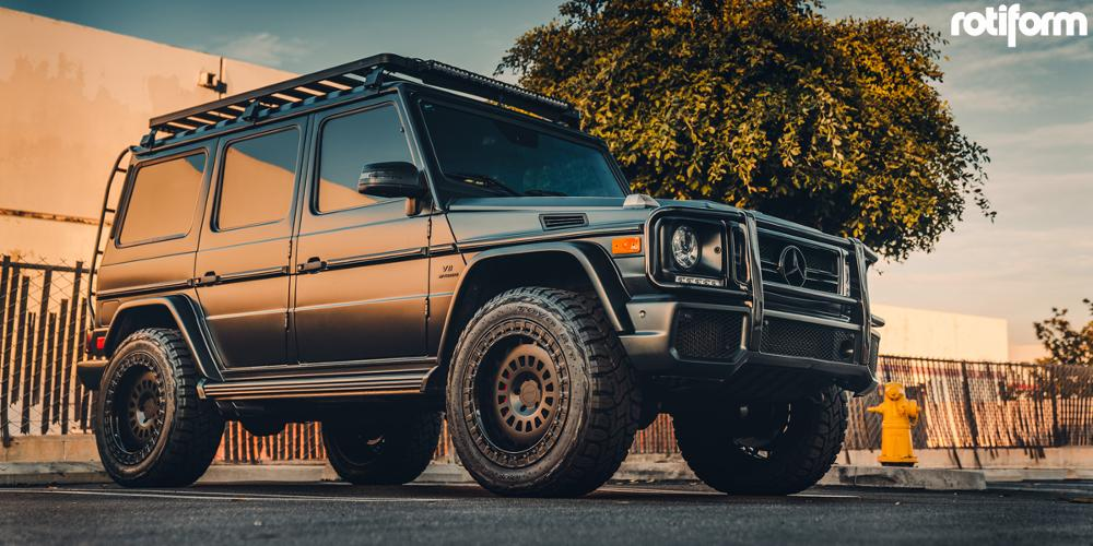 Mercedes-Benz G63 AMG CCV-OR