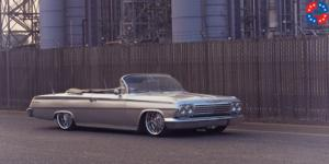 Heritage - U343 on Chevrolet Impala