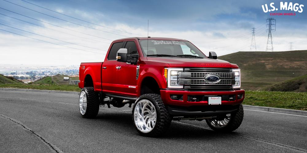 Ford F-250 Super Duty Kompressor 6 - Forged HD