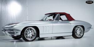 Chevrolet Corvette with Foose Lightweight - F231