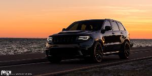 Misano on Jeep Trackhawk