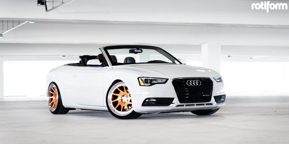 Audi A5 OZT