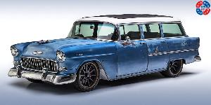 PT.5 - U705 on Chevrolet 210 Wagon