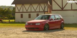 ROC on Volkswagen GTI