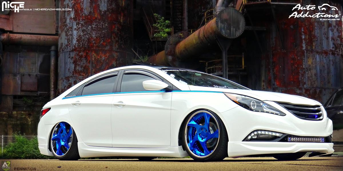 Hyundai Sonata Scope Gallery Automotive Import Market