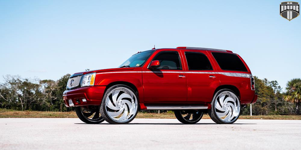 Cadillac Escalade Turbo - X101