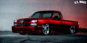 Torque 6 - Precision Series on Chevrolet Silverado