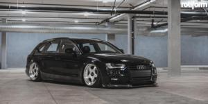 WRO on Audi A4