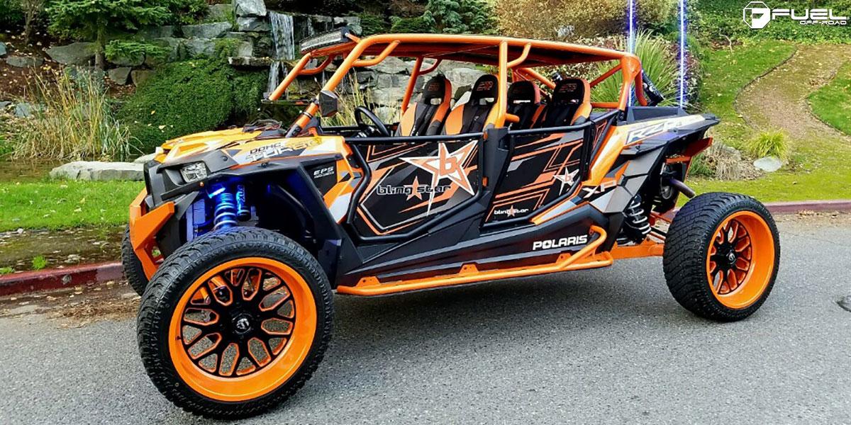 ATV - Polaris RZR 1000 FF19 - UTV Gallery - MHT Wheels Inc