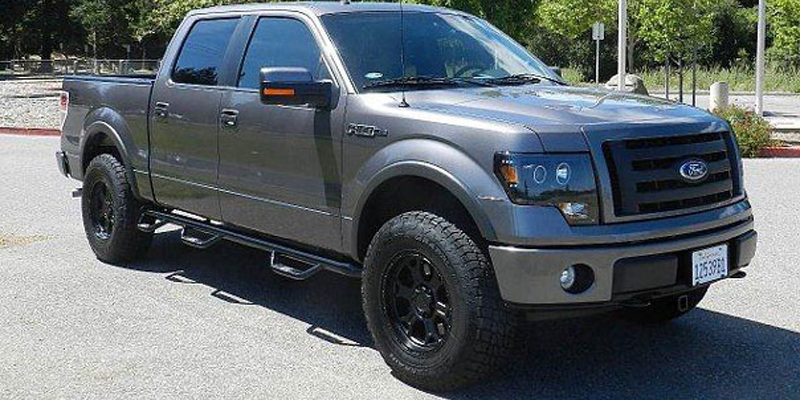 Ford F 150 372 Raptor Gallery Vision Wheel