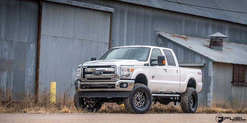 Ford F-250 Super Duty Flow 8 - D587