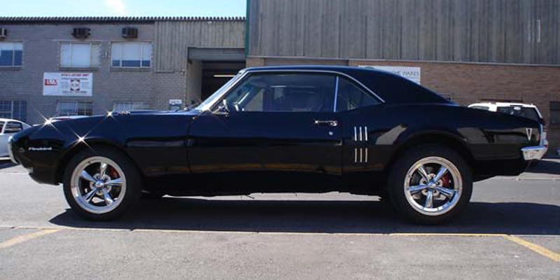 Pontiac Firebird 141 Legend 5