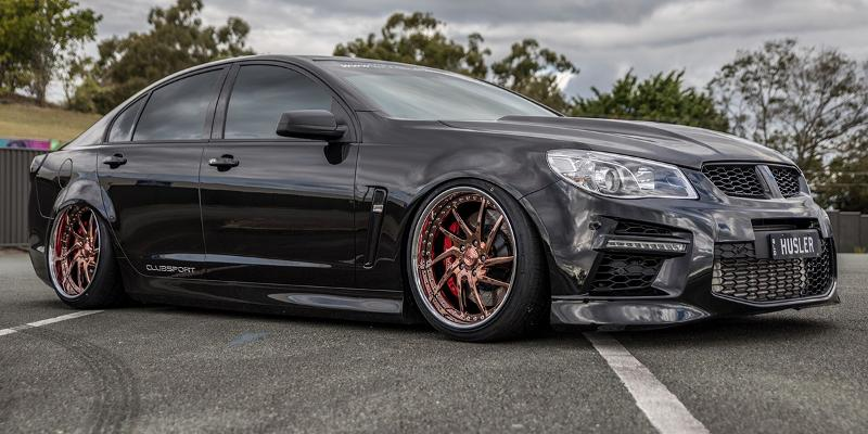 Holden HSV Clubsport FS09