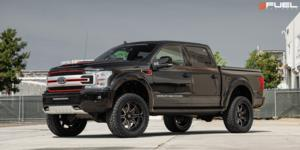 Hammer - D749 on Ford F-150