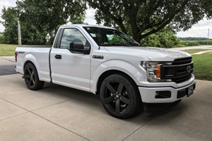 Ford F-150 with Black Rhino Everest