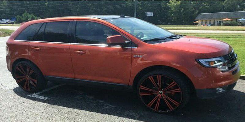 Ford Edge Monza