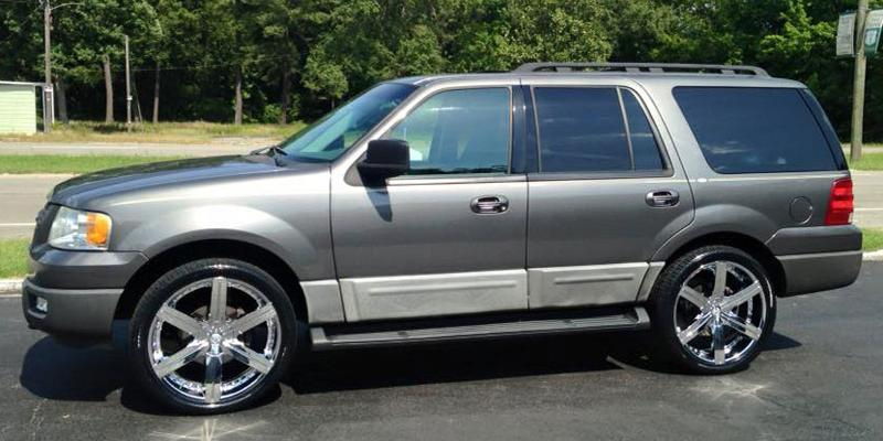 Ford Expedition Gotti