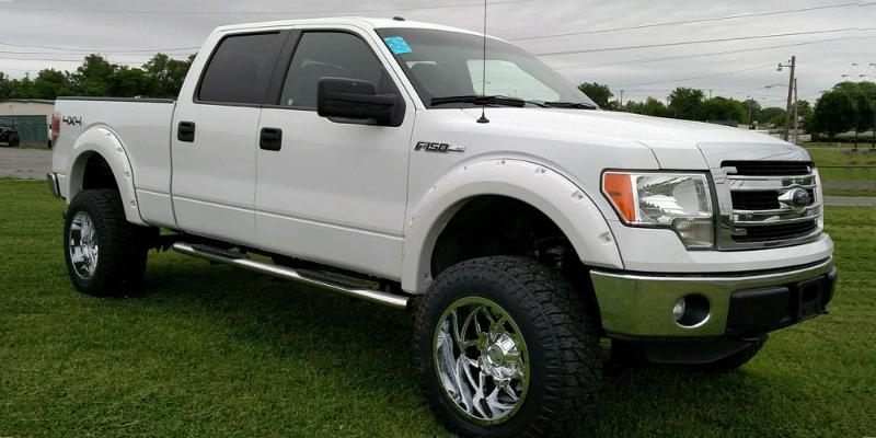 Ford F-150 SC-16