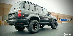 Beast - D564 on Toyota Land Cruiser