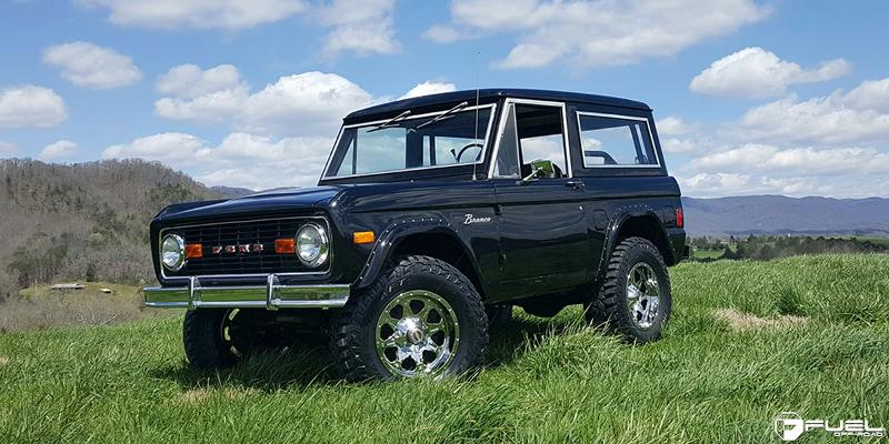 Ford Bronco Boost - D533