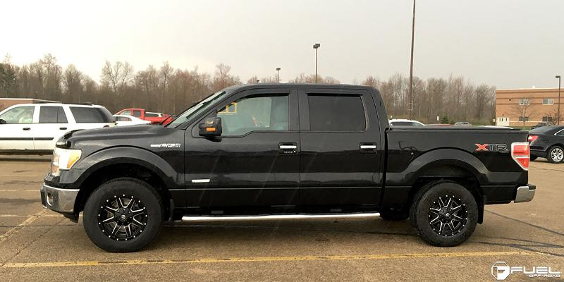 Ford F-150 Maverick - D538