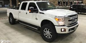 Renegade - D263 on Ford F-350 Super Duty