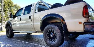 Vapor - D560 on Ford F-250 Super Duty