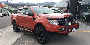 Vapor - D569 on Ford Ranger