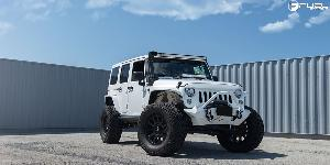 Vector - D579 on Jeep Wrangler